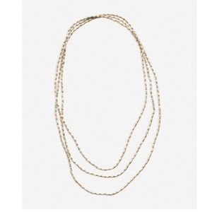 Noonday Collection Bethe Rope Necklace